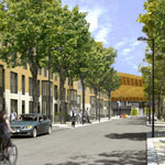 New homes for Olympic Park in London