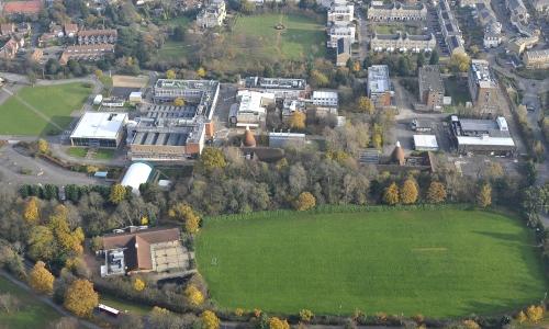 GlaxoSmithKline site in Beckenham
